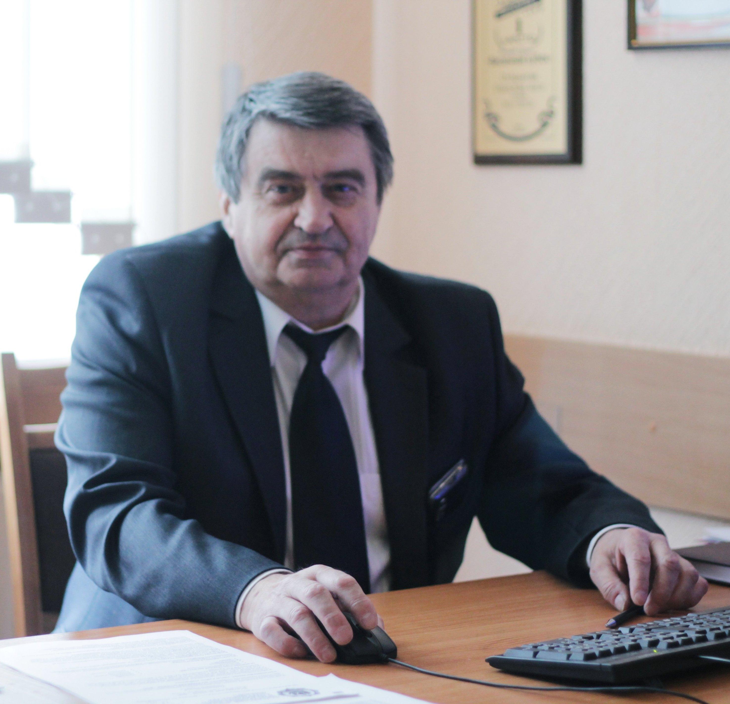 ВАСИЛЕВСКИЙ Сергей Александрович